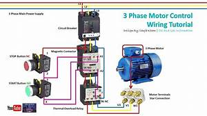3 Phase 240v Motor Wiring Diagram - Collection