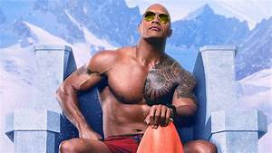 Dwayne Johnson in Baywatch 2017 Wallpapers | HD Wallpapers ...