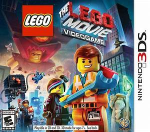 The LEGO Movie Videogame 3DS Vita Review IGN