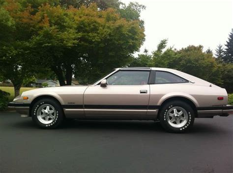 Sell Used Rare Collectors Car  1982 Nissan 280zx