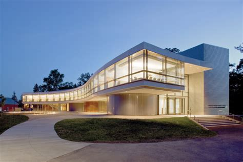 Rafael Vinoly Architects Bard College Center For Science