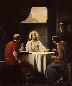 Emmaus Saint Priest : streams of the river the road to emmaus did not our ~ Premium-room.com Idées de Décoration