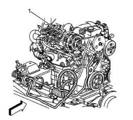 similiar 3400 engine knock sensor keywords 3400 engine diagram in addition 2005 pontiac grand prix knock sensor
