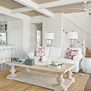 white shiplap living room 15 shiplap wall ideas for With kitchen colors with white cabinets with unique wall art for living room