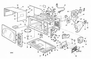 Panasonic Panasonic Microwave Oven Parts