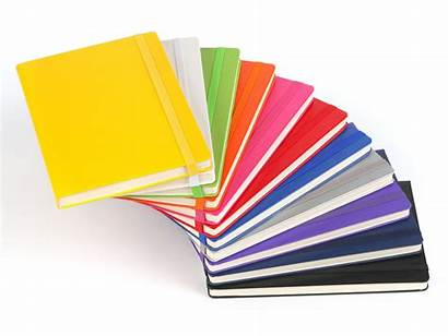 Notebook Journal Hardcover Paper Plain Premium Closure