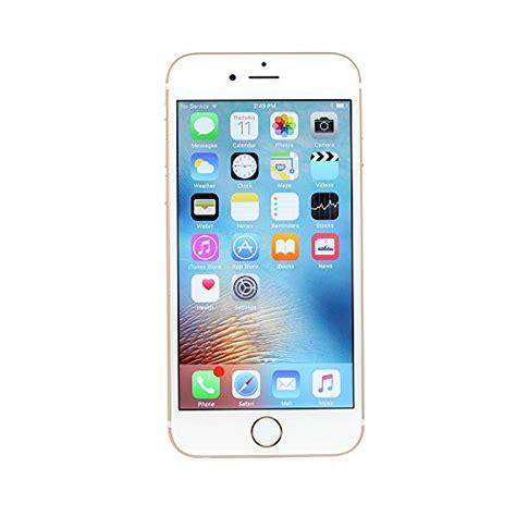 certified refurbished iphone apple iphone 6s 16 gb unlocked gold certified refurbished