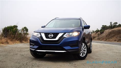 Reviews For Nissan Rogue by 2017 Nissan Rogue Sv Hybrid Review Slashgear
