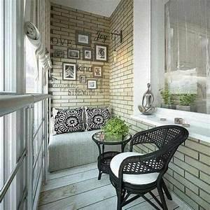 21, Cozy, And, Stylish, Small, Balcony, Design, Ideas