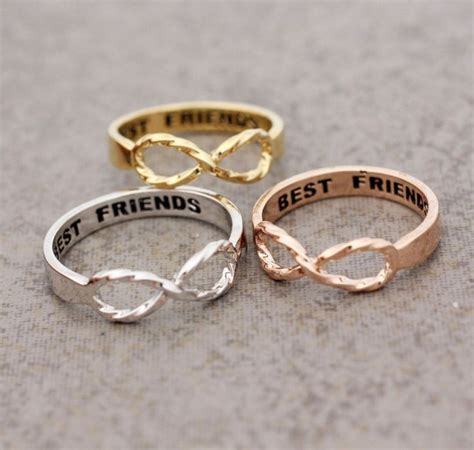 Friendship Rings For 3 Best 25 Friendship Necklaces Ideas On Pinterest Clay