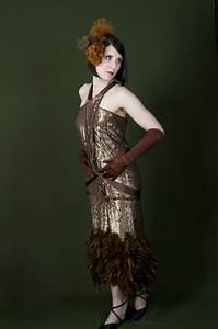20er Jahre Kleid Pinup Fashionde