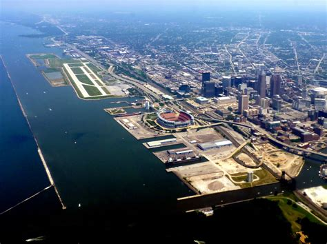 12 Best Aerial Views Of Cleveland