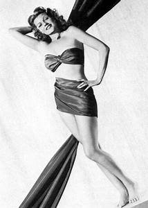 The gallery for --> Rita Hayworth Pin Up Color