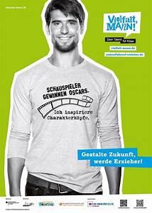 Erzieher Jobs Hamburg : vielfalt mann ich inspiriere charakterk pfe plakat zum bewerben des erzieherberufs din a 2 ~ Watch28wear.com Haus und Dekorationen