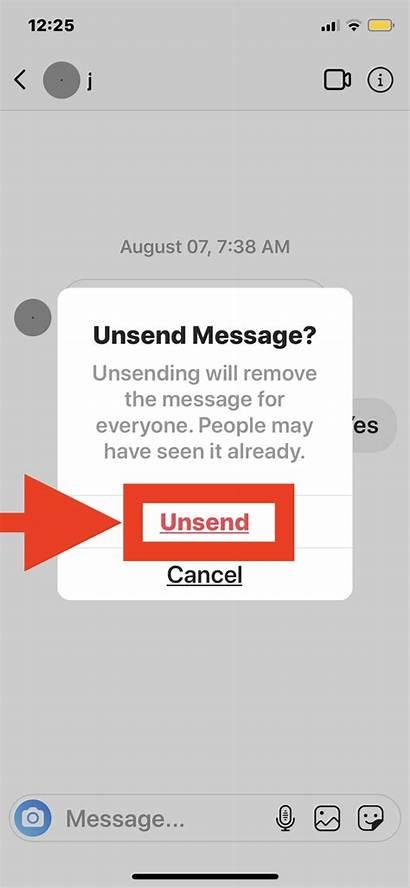 Message Unsend