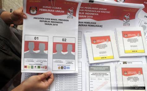 Polri Kawal Ketat Proses Distribusi Surat Suara Pemilu