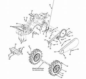 Is There An Online Manual Of Cub Cadet Rt65 Garden Tiller Parts  Or An Assembly Manual That We