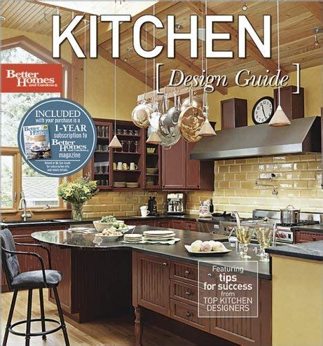 Better Homes And Gardens Kitchen Design Guide By Better