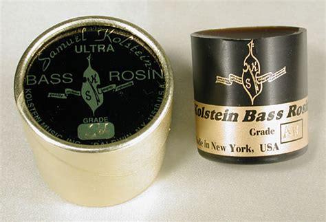 Kolstein Bass Rosin Ultra All Weather