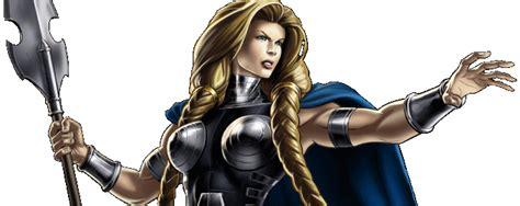 valkyriedialogues marvel avengers alliance wiki