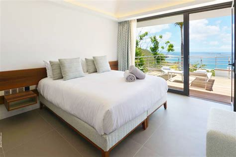 The Bedroom Source Review by The Source Luxurious View Villa St Barts