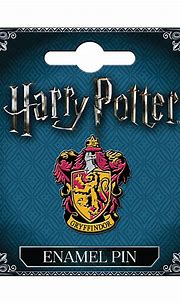 Gryffindor House Harry Potter Pin
