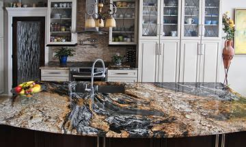 Amore di Noce Granite Countertops   Natural Stone City