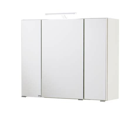 spiegelschrank bad 80 cm breit bad spiegelschrank 3 t 252 rig mit beleuchtung 80 cm