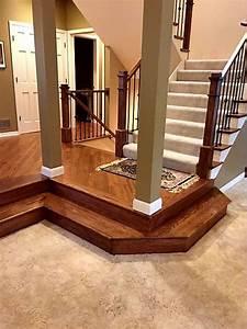 Stair Landing Re-design