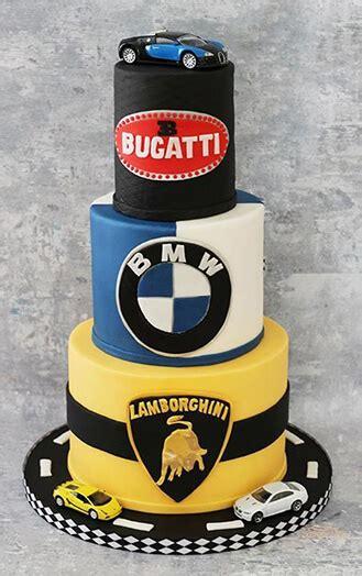 Stacked Luxury Car Cake, Broadwaybakerycom 39484