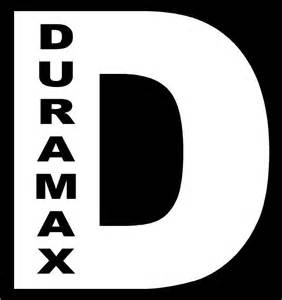 Duramax Diesel Rolling Coal Country Chevrolet Truck Window Vinyl Decal Sticker, Die cut vinyl decal for windows, cars, trucks, tool boxes, laptops, MacBook - virtually any hard, smooth surface