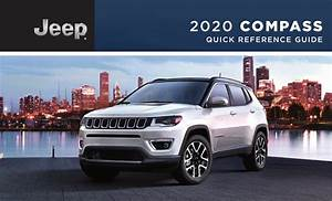 Jeep 2020 Compass Suv Quick Reference Guide