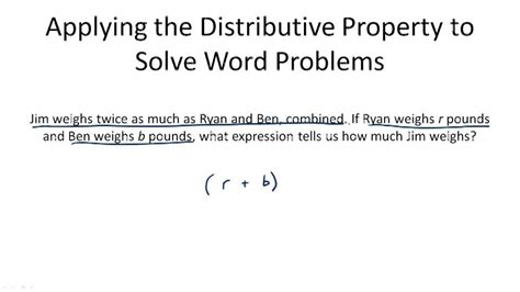 pin distributive property all exponents 2 terms e algebra
