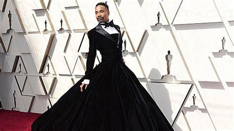 Billy Porter Dress Oscars Pure Eleganza