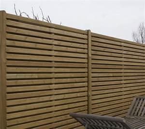 Panneau De Jardin Pas Cher : panneaux bois jardin pas cher ~ Premium-room.com Idées de Décoration