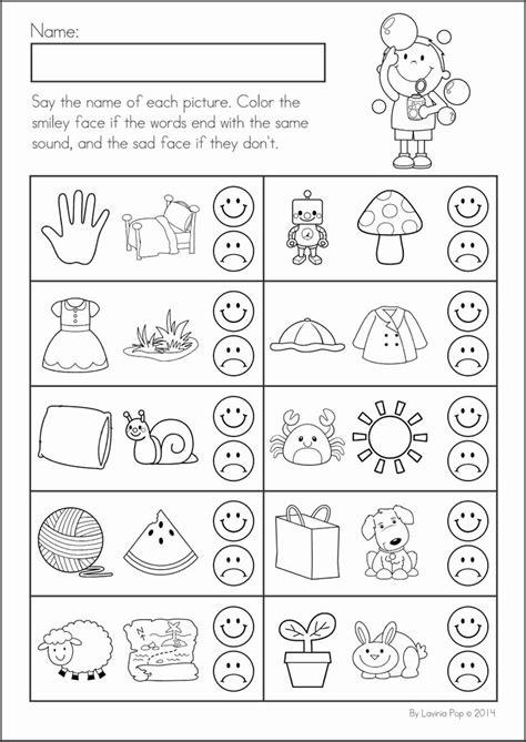 Kindergarten Summer Review Worksheets  Kindergarten Summer Review Math Literacy Worksheets
