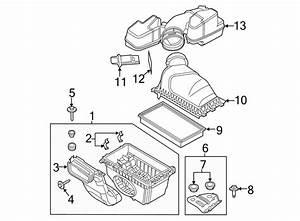 Ford Flex Ring  Air  Sensor  Mass  Seal