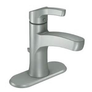 moen danika single handle high arc sink faucet at menards 174