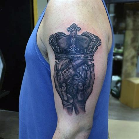 claddagh tattoo designs  men irish icon ink ideas