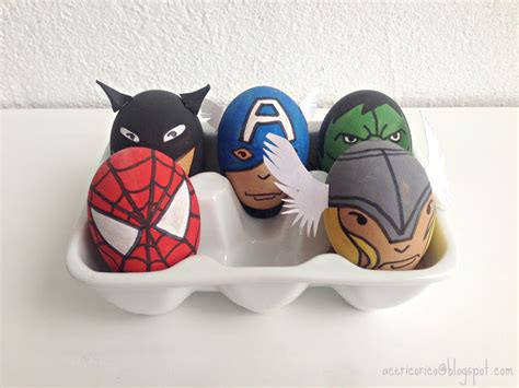 Character Decorated Eggs by 24 Pop Culture Easter Eggs Featuring Kids Favorite Characters