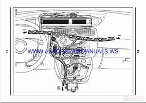Renault Scenic Ii J84 Nt8276 Disk Wiring Diagrams Manual 03
