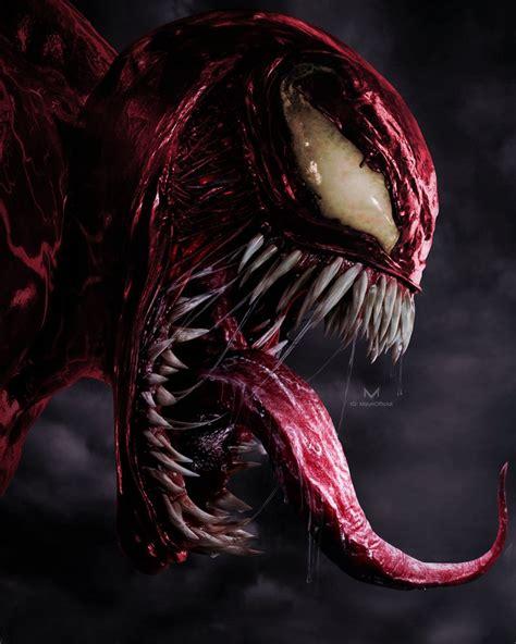 Japanese Venom Poster  Carnage By Imizuri On Deviantart