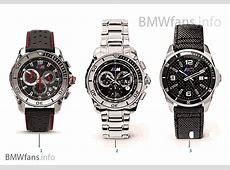 BMW M Collection — horloges 1416 BMW Accessories Catalogus