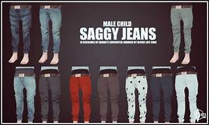Child Male Saggy Jeans Recolors At Onyx Sims Sims 4 Updates