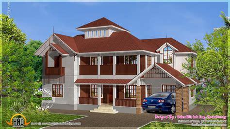 Home Design 02 : Kerala Home Design And Floor Plans