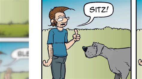 dogtari auf den hund gekommen lustige cartoons fuer alle