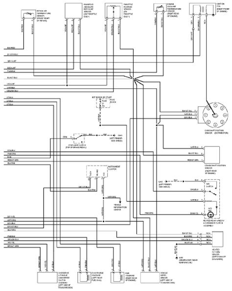 jeep grand radio wiring diagram 1995 wiring