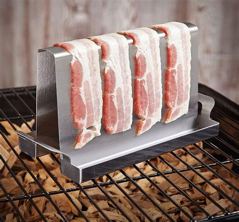 bacon   grill cooking rack