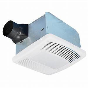 Sterling ultra quiet cfm ceiling mount exhaust fan with