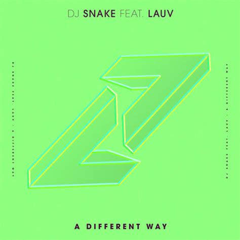 dj snake different way mp3 download dj snake ft lauv a different way